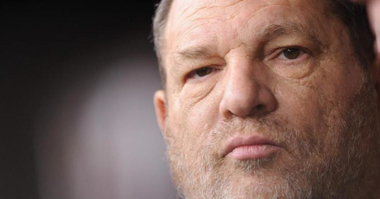 Harvey Weinstein arresto