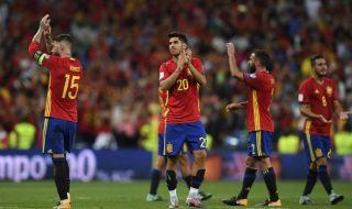 Spagna convocati Mondiale 2018