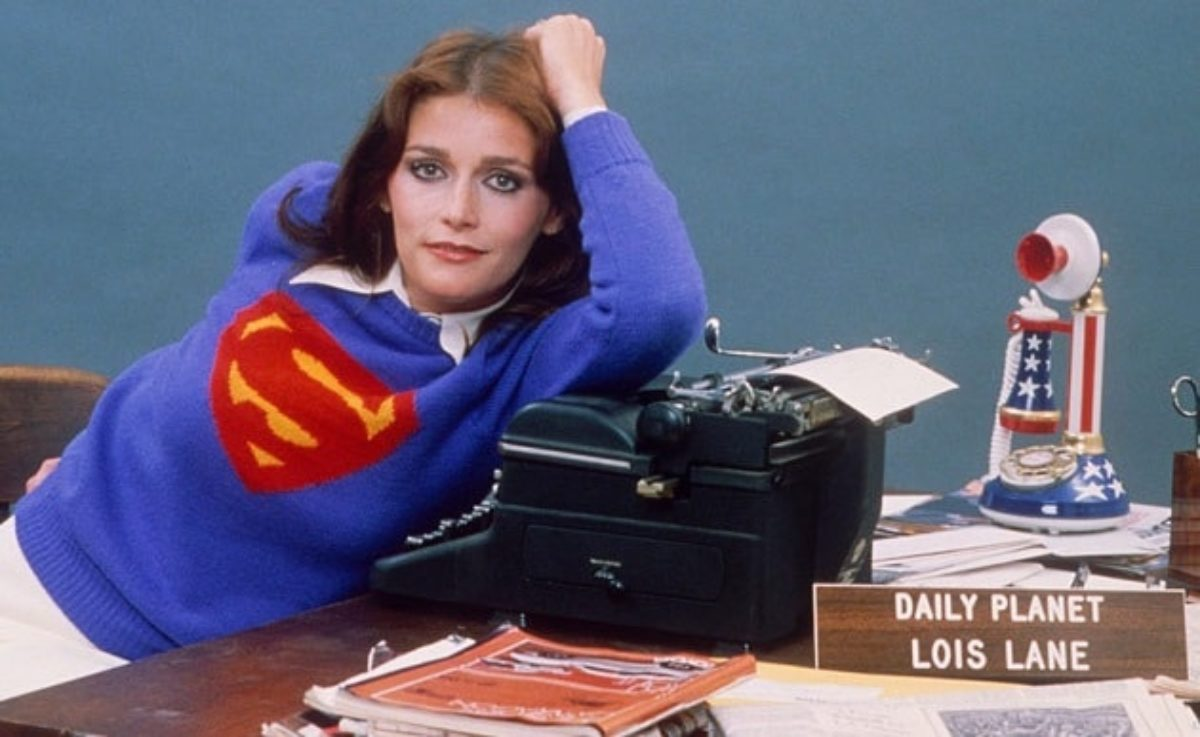 È morta l attrice margot kidder la lois lane di superman
