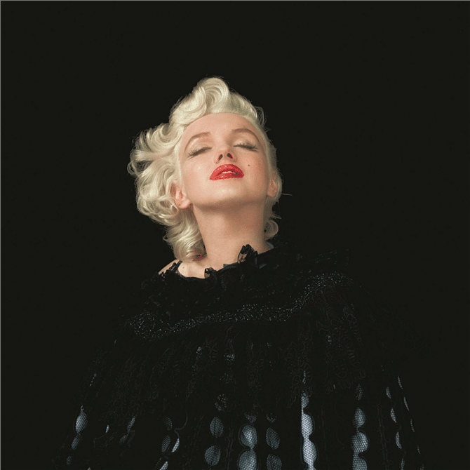 Marilyn Monroe foto private