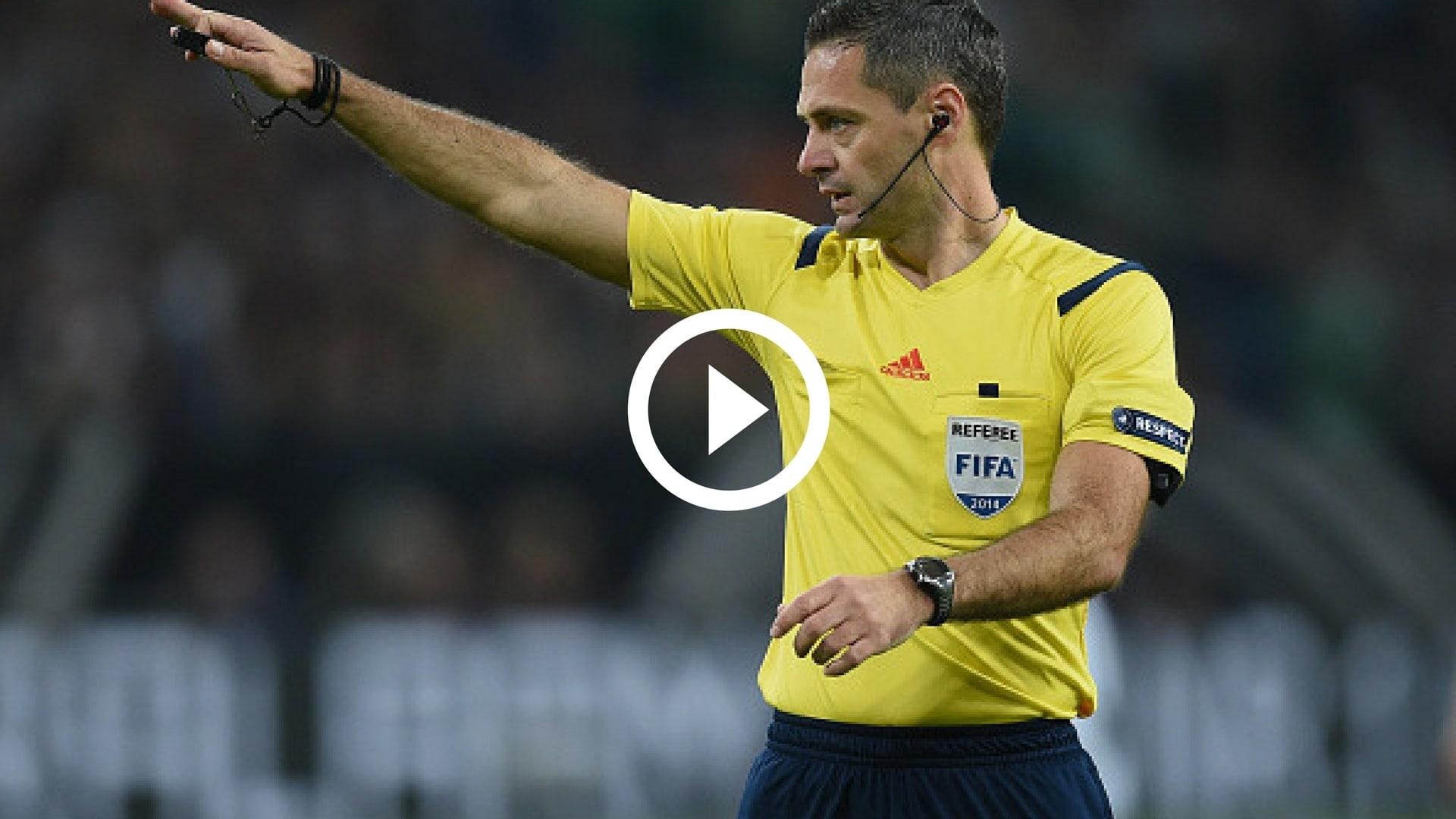 roma liverpool arbitro errori