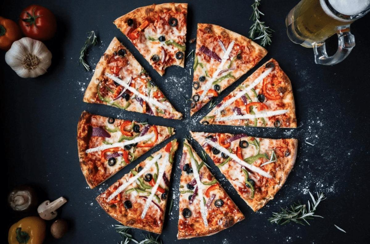 cocaina pizza domicilio