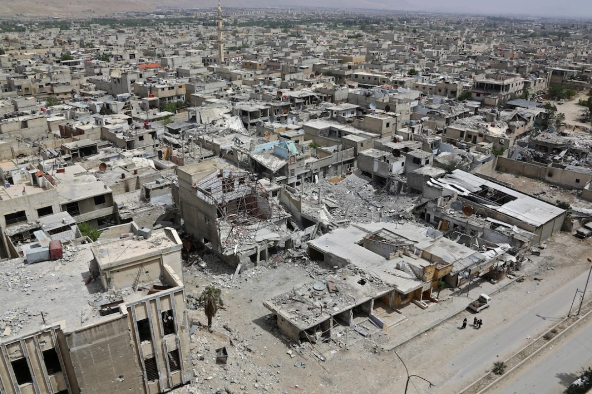 Siria news Usa