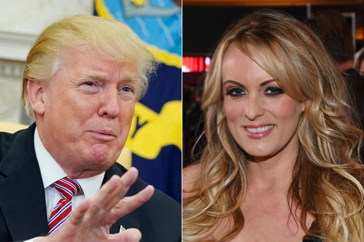 Trump Stormy Daniels
