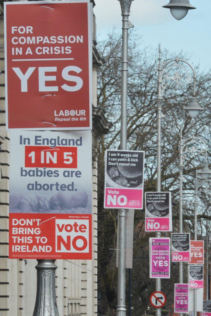 irlanda referendum aborto