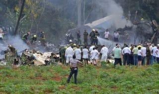 aereo caduto cuba