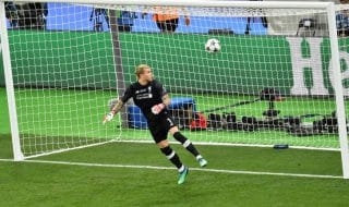 Real Madrid Liverpool papere Karius