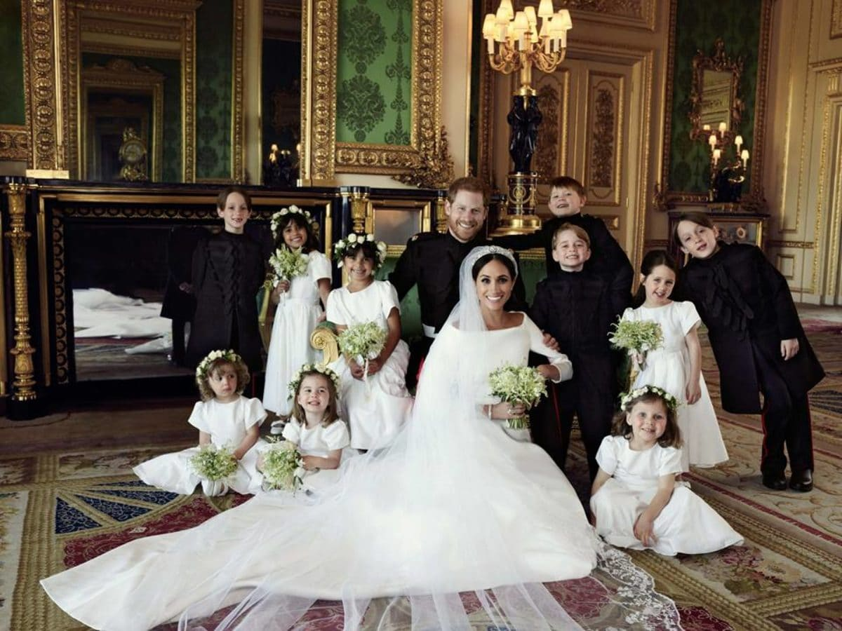 matrimonio reale foto