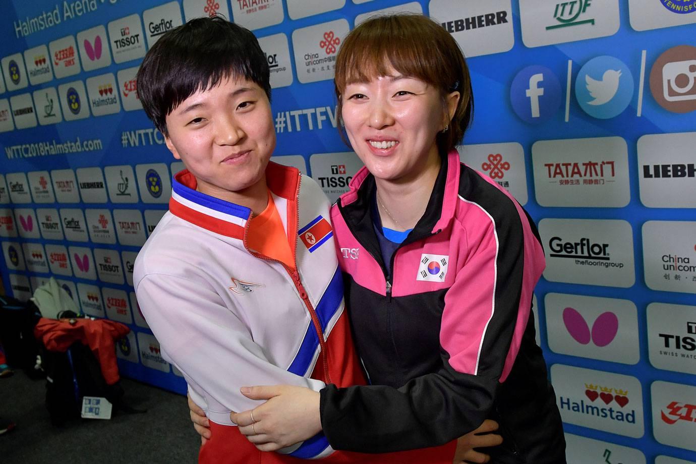 coree mondiali ping pong