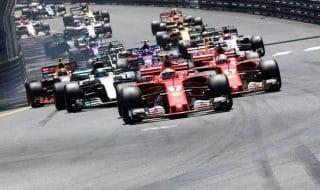 Gp Monaco formula 1 tv