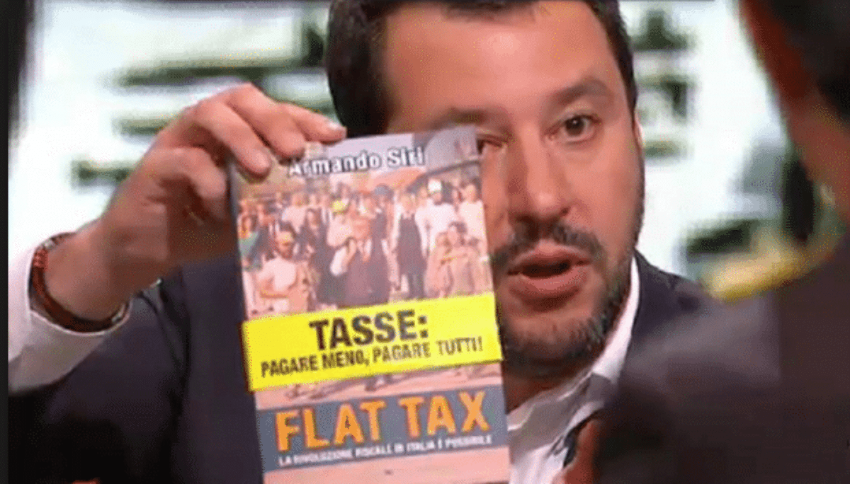 flat tax ricchi
