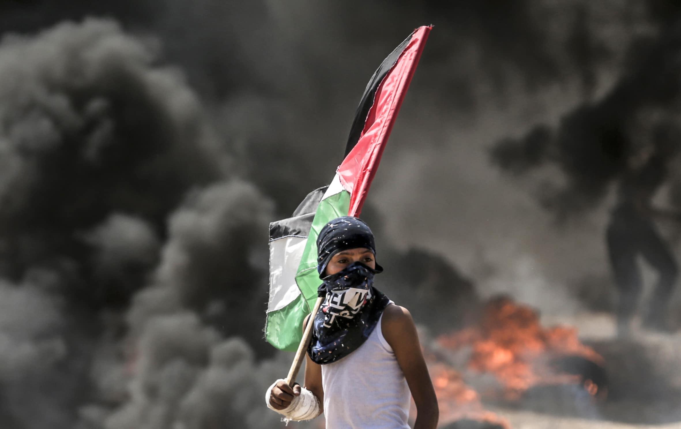 ambasciata gerusalemme scontri gaza