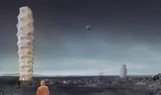 grattacielo carta