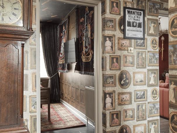 Camera Da Letto Stile Harry Potter : A edimburgo arriva un appartamento magico per i fan di harry potter