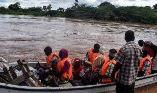 kenya alluvione