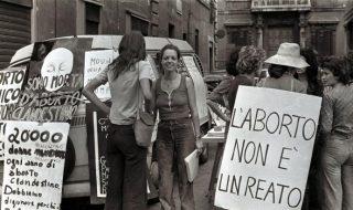 legge aborto italia