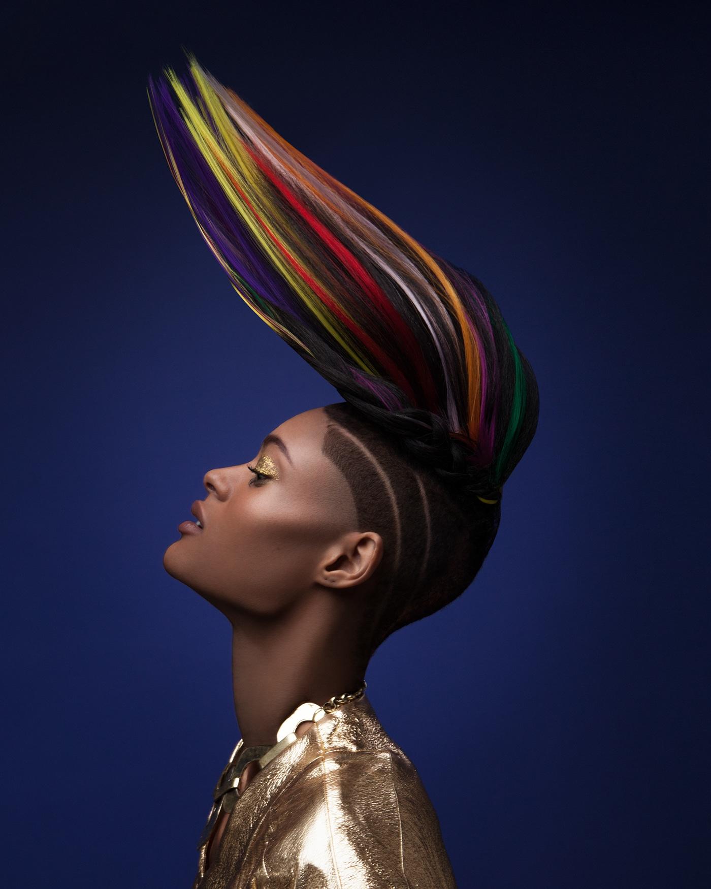 donne afro luke nugent