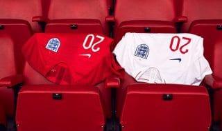 Inghilterra convocati Mondiale