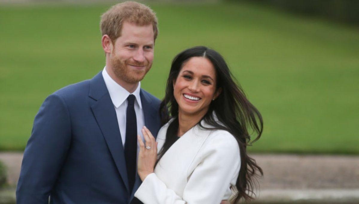 matrimonio harry meghan abito sposa