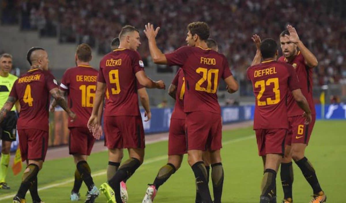 b7e90e9905 Svelata la maglia della Roma della stagione 2018/19