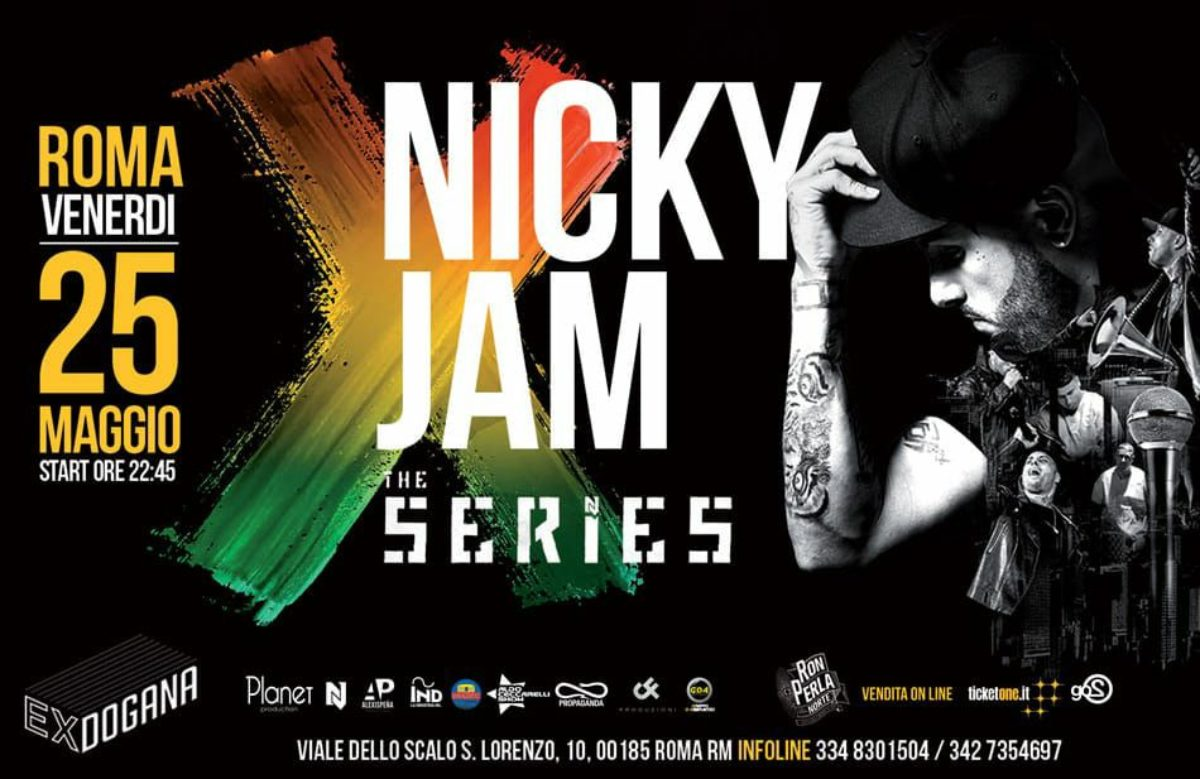 Nicky Jamconcerto