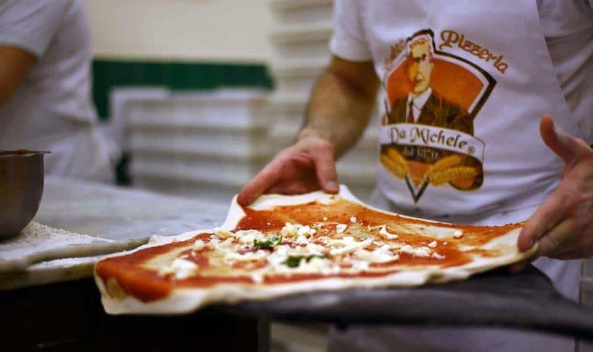 pizzeria napoletana da michele firenze