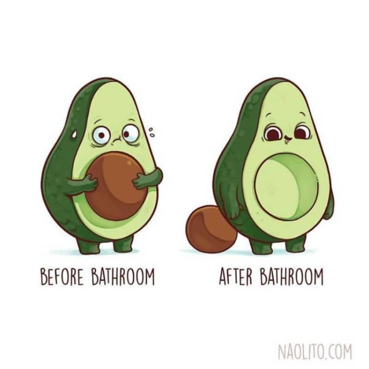 prima dopo illustrazioni nacho diaz