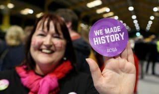 risultati referendum aborto irlanda
