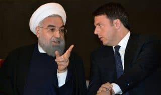 iran italia accordi commerciali