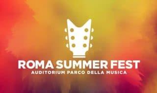 roma summer fest 2018 auditorium