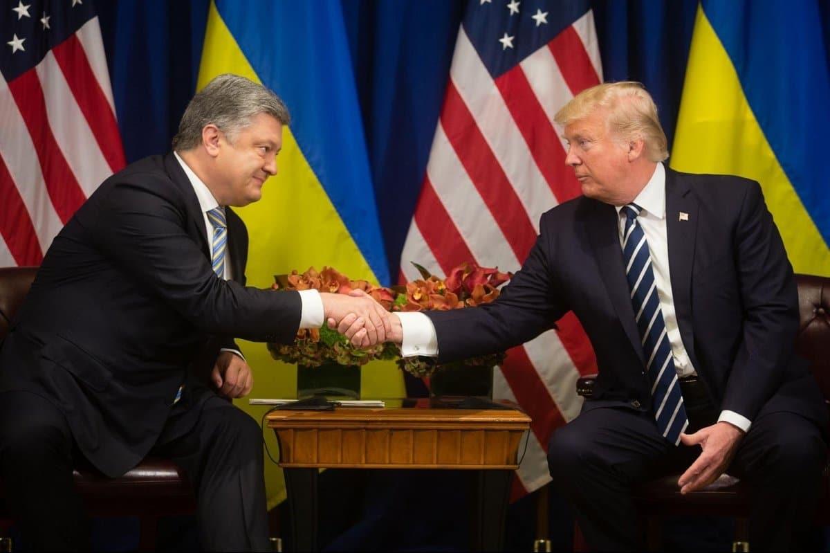 ucraina paga avvocato trump incontro