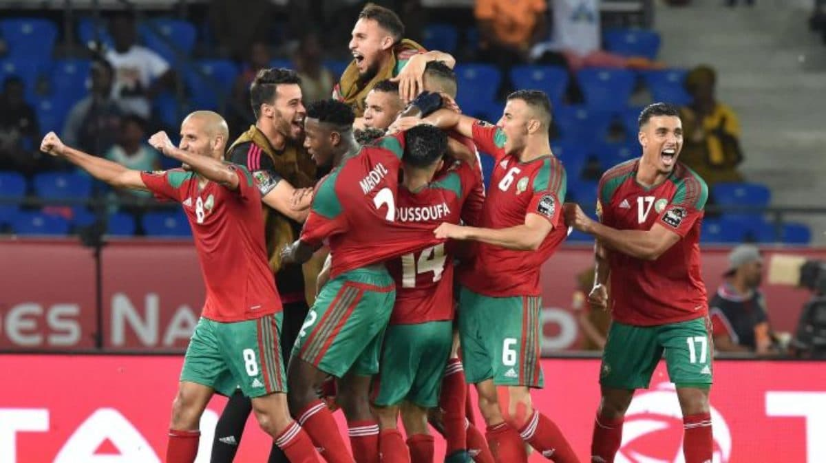 Marocco Iran streaming dove vederla