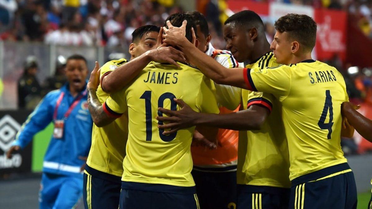 Colombia Giappone diretta live in tempo reale