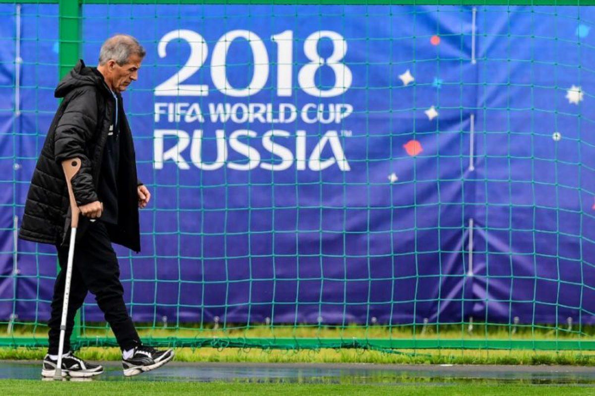 Tabarez Uruguay Mondiali