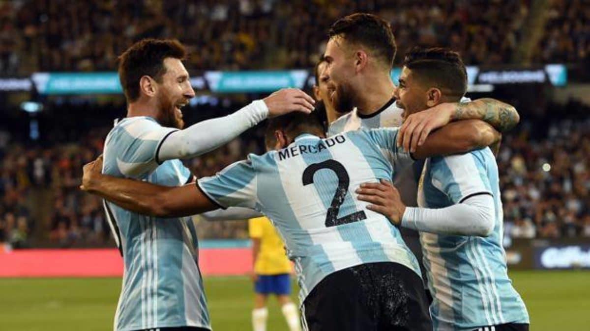Nigeria Argentina diretta live in tempo reale
