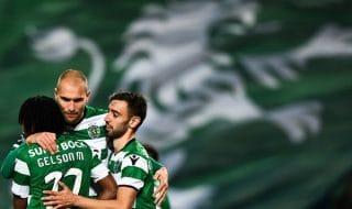 Caos Sporting Lisbona