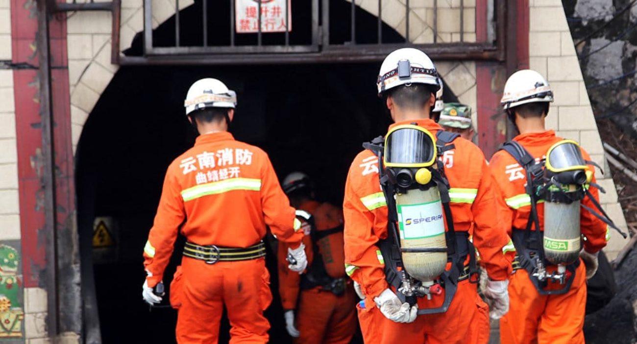 Cina esplosione miniera