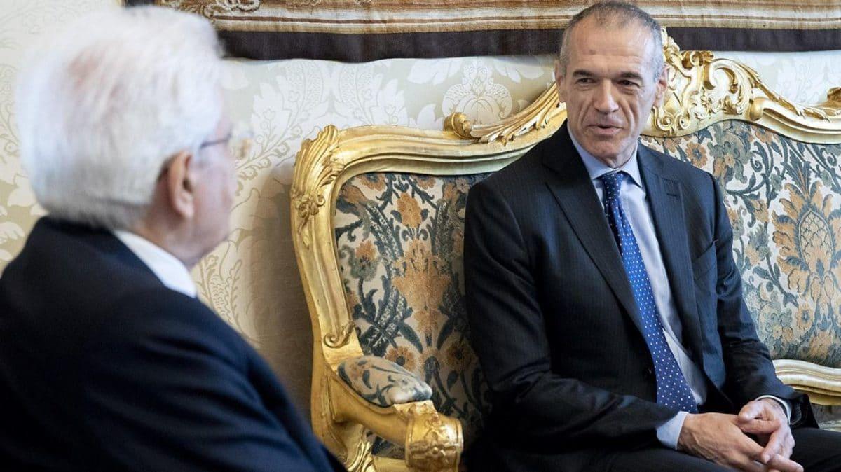 Cottarelli premier governo