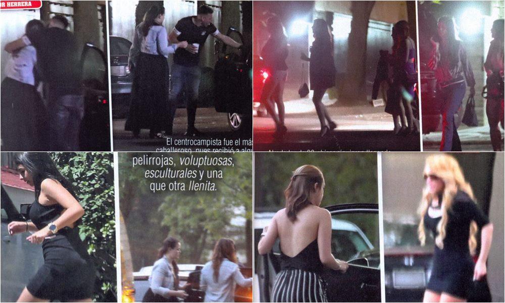 Scandalo Messico