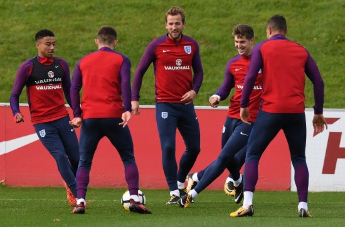 Mondiali Inghilterra