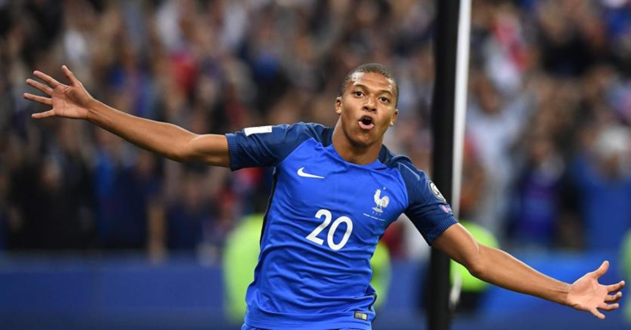 Francia Perù 1-0