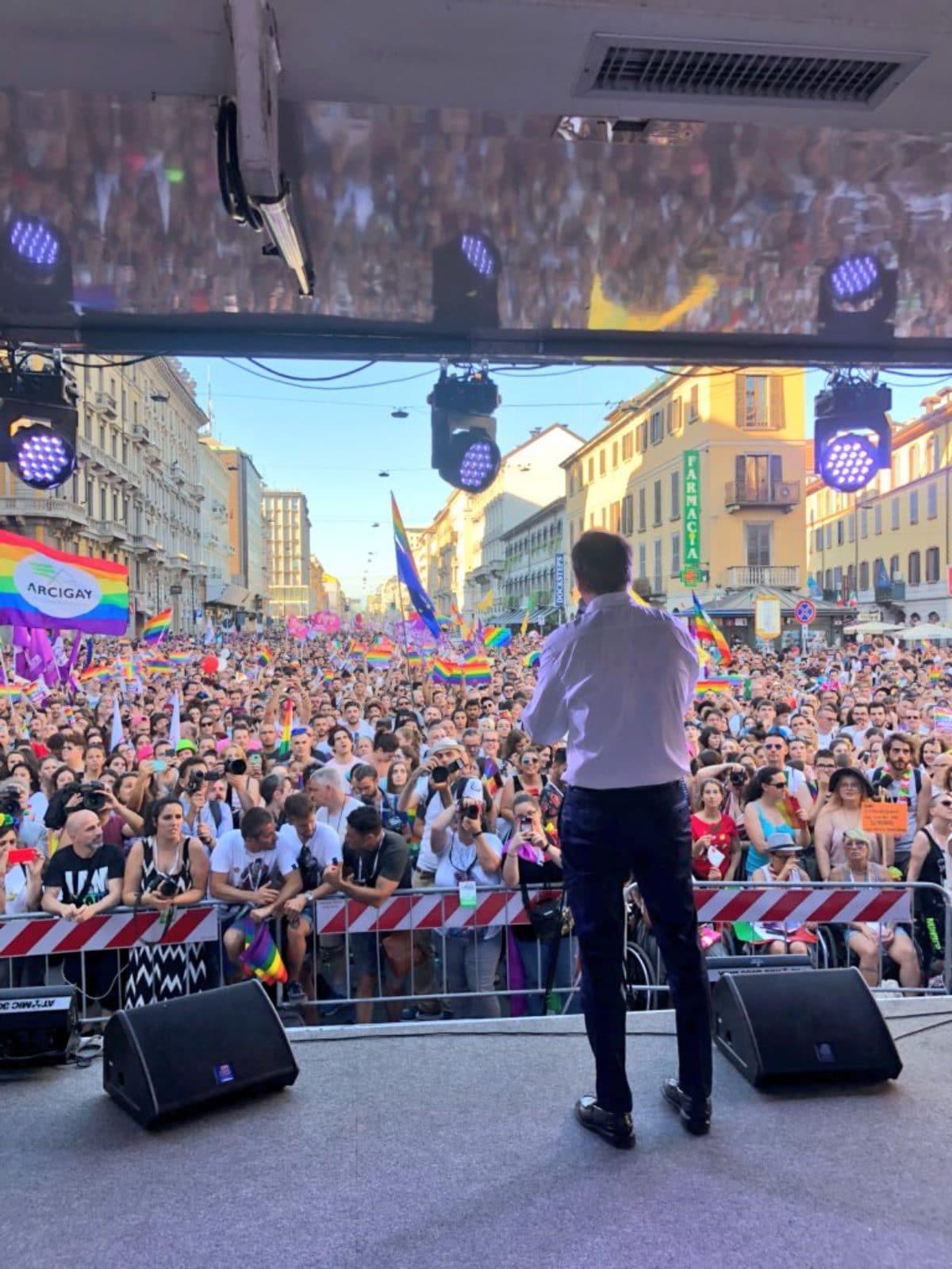 Gay Pride Milano