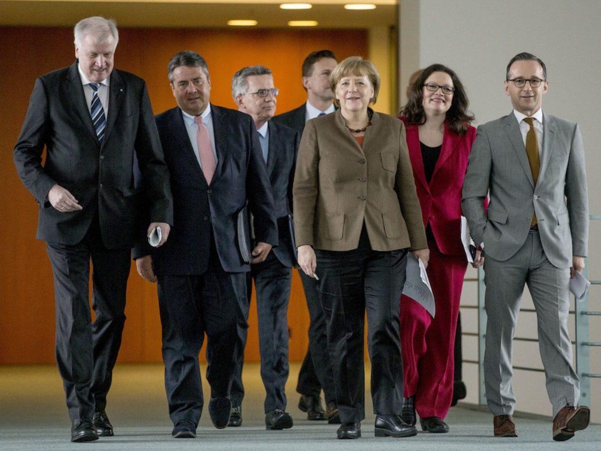 Germania governo tensioni