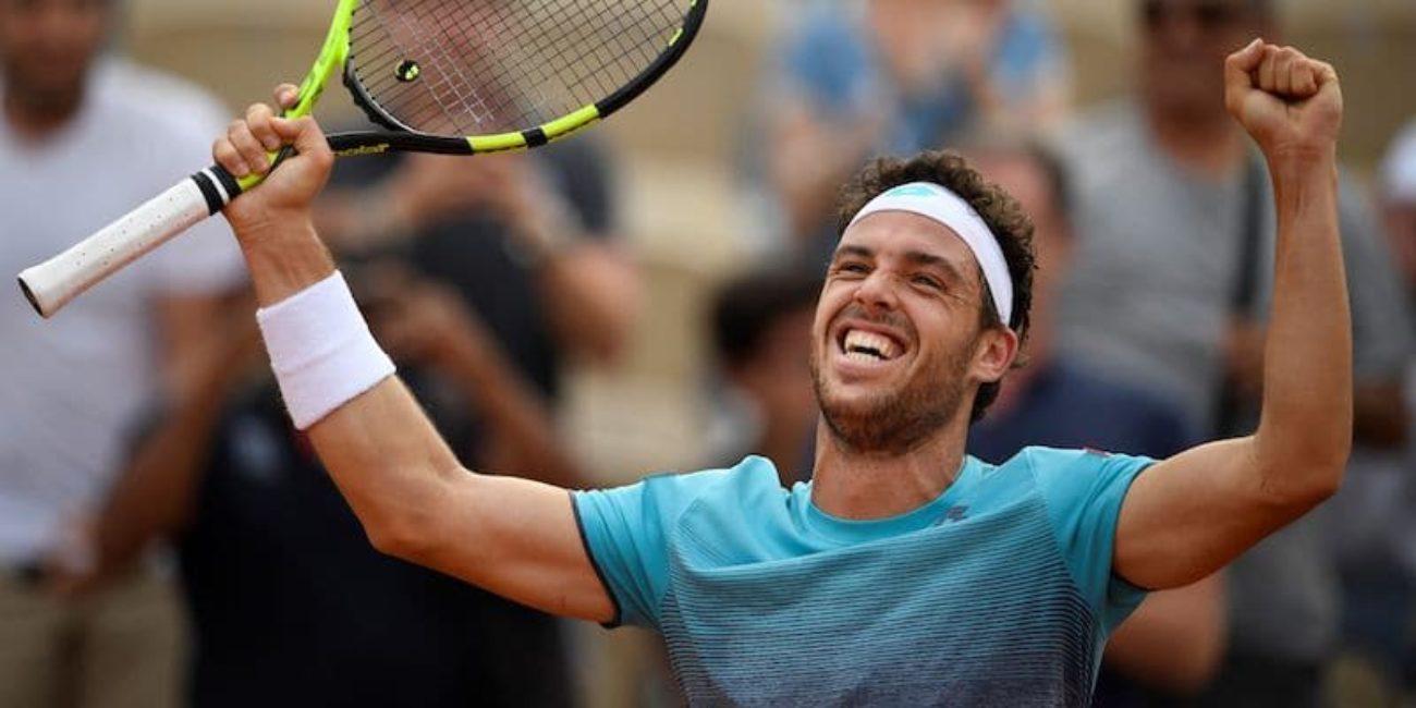 Cecchinato Roland Garros