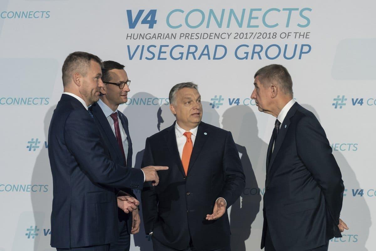 Gli accordi di Visegrad