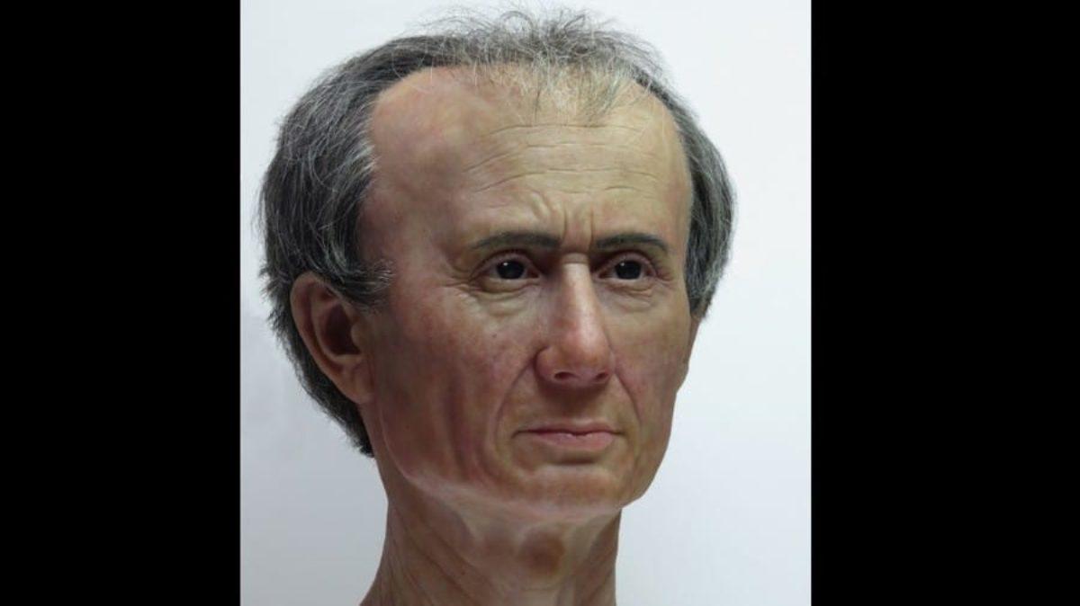 Giulio Cesare in 3D