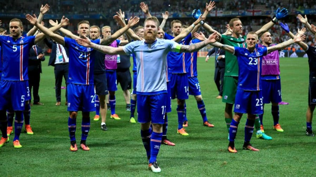 Islanda Croazia streaming dove vederla