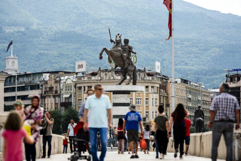 Macedonia nome