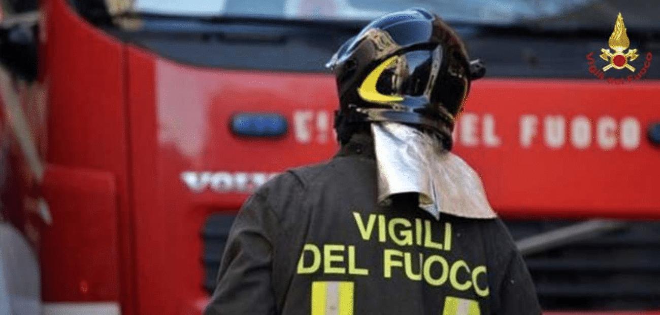 Messina incendio bambini morti