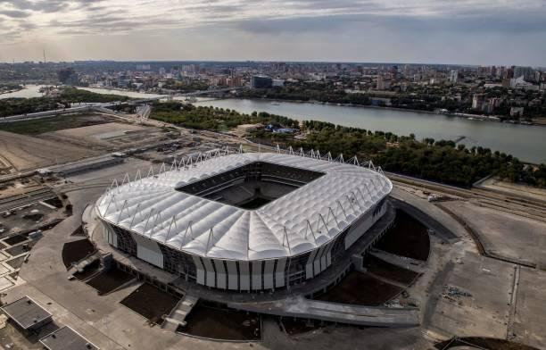 Stadi Mondiali Russia 2018